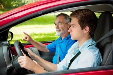 נהיגה בלי מלווה