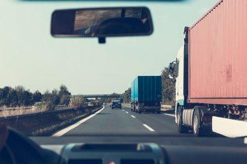 שעות נהיגה ומנוחה לנהגים מקצועיים
